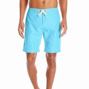 NWT Trunks Surf & Swim Co. Swami Boardshorts blue